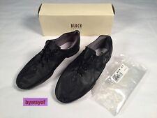 Bloch Jazz Dance Shoes S0480L Black Women's 8.5 Enduro-Tech Brand New in Box DS