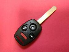 OEM Honda Accord Remote Head Key 4B Trunk KR55WK49308