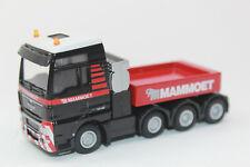 WSI 900034 Man Tgx XXL 8x4 Heavy Duty ZM 4-Achs Mammoet 1:87 H0 New IN Boxed