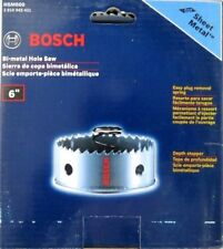 "Bosch HSM600 6"" Bi-Metal Sheet Metal Hole Saw"