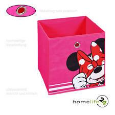 Faltbox Walt Disney Minnie Maus - ist die ideale Aufbewahrungsbox Regalbox fü...