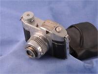 8478 - Bencini Comet 127 Classic Camera inc Original Case