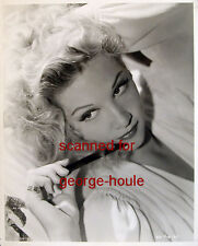 BELITA - AUTOGRAPHED LETTER - 1984 - 8X10 - GLAMOUR - OLYMPIC ICE SKATER