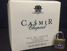 Casmir by Chopard for Women 3.4 oz Eau de Parfum Spray Tester Brand New
