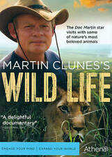 Martin Clunes's Wild Life DVD - Brand New/Factory Sealed - Ships Today