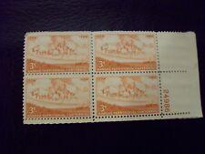 Kansas Territory Centennial Stamp # 1061 1954