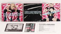 Madonna Hard Candy WPCR-12880 Japan CD w/ Obi + Bonus 2008
