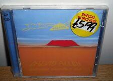 DAEVID ALLEN Australia Aquaria MOTHER GONG Wild Child SEALED 2 CD soft machine