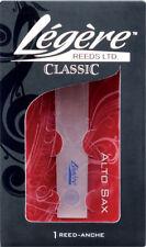 """Reed del Sassofono Alto """"Légère"""" Classic ancia sintetica"""