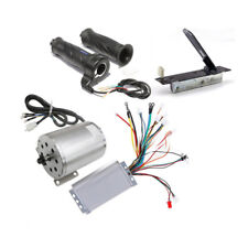 1800W Brushless Motor Controller Throttle Grip Pedal Electric Scooter Bicycle