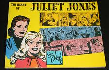 1986 The Heart of Juliet Jones (VF/NM) Stan Lee