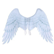 Feather Angel Wings Fairy Fancy Dress Carnival Party Cosplay Accessory For Kids