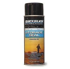Quicksilver Storage Seal Fogging Oil for Boat Motor/Engine by Mercury Marine