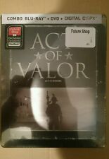 Act of Valor future shop steelbook brand new and sealed