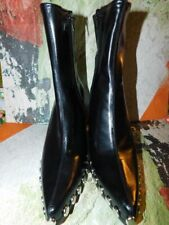 Jeffrey Campbell Walston Vegan Studded Booties-5.5-$155 MSRP