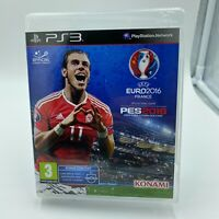 PES 2016 Pro Evolution Soccer Euro 2016 Sony PlayStation 3 PS3 PAL Complete