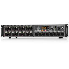 BEHRINGER S16 Digital Snake I/O 16-Channel Box MIDAS Preamps Live/Stage/Studio
