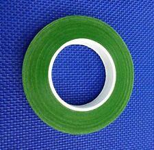 Durable Rolls Waterproof Green Florist Stem Elastic Tape Floral Flower 12mm Tape