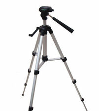 "Large aluminium tripod with quick release plate. Standard 1/4""-20 screw fitting"