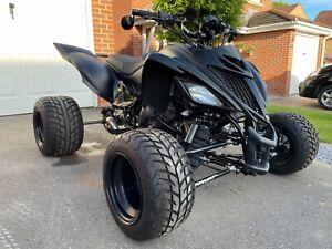 2015 Yamaha Raptor 700R with R6 Engine, Massive spec, road legal