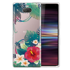 For Sony Xperia 10 6 inch Slim TPU Clear Silicone Gel Skin Back Case Cover