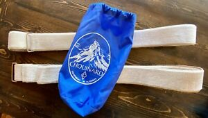 Vintage Chouinard Hydrophobic Adhesive Climbing Skins + Bag (50mm x 193cm)