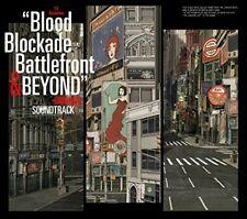 TV anime  Blood Blockade Battlefront   BEYOND  Original Soundtrack OST