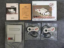 Nintendo AV Famicom Console Family Computer HVC-101 Japanese  - Boxed
