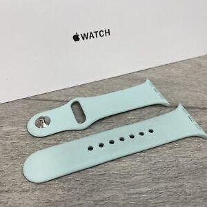 Genuine apple watch Strap Marine Green Sport Band 38mm/40mm S/M