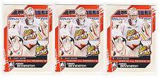 50ct Jordan Binnington 2010-11 ITG Heroes & Prospects Hockey Rookie RC Lot #175