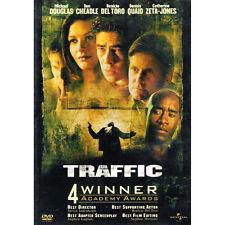 Traffic DVD Benicio Del Toro,Don Cheadle,Catherine Zeta-Jones,Michael Douglas,De