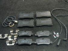 Range Rover Sport 2,7 tdv6 3.6 tdv8 4.2 4.4 Mintex Pastillas De Freno Delantero Trasero & Sensores