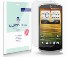 iLLumiShield Matte Screen Protector w Anti-Glare/Print 3x for HTC One VX (AT&T)
