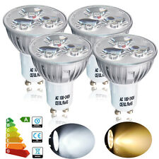 10x 4W 6W LED Leuchtmittel Birne Strahler Spot Lampe Warmweiß/weiß GU10,MR16,E27