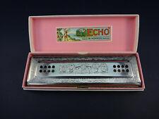 Armónica Hohner Echo Harp 56/96 Cg En Caja Original