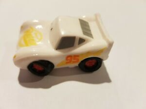 LIGHTNING MCQUEEN Ooshie Woolworths Woolies Disney COLOUR CHANGING Cars Ooshies