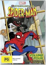 SPECTACULAR SPIDER-MAN Volume 4 : NEW DVD