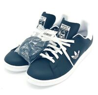 adidas Originals Stan Smith Men's Sneakers/Shoes Black Size 10 Authentic