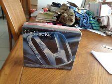 Genuine Honda Car Care Kit New in Box