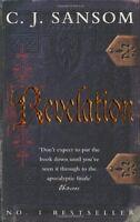 Revelation (The Shardlake Series),C. J. Sansom