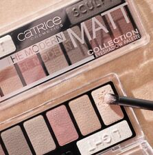 Catrice The Modern Matt Collection Eyeshadow Palette light sculpt longlasting