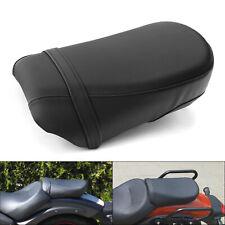 Black Rear Passenger Seat Fit For Kawasaki Vulcan S 650 VN650 2015-2021Brand New