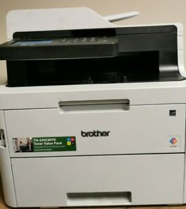 Used Brother MFC-L3750CDW A4 Colour Multifunction LED Laser Printer