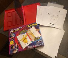 Rare Hard-to-Find Moose's Pokemon Advanced Reflecta Sketch