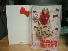 Hello Kitty barbie doll 2017 Brand New & Free Shipping!!!