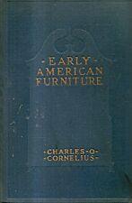 CORNELIUS, Charles O. - EARLY AMERICAN FURNITURE