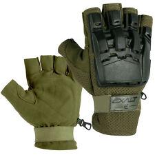 Exalt Hard Shell Gloves Olive - Large / X-Large- Paintball