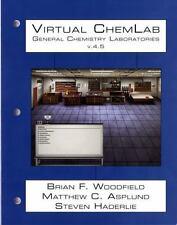 Virtual ChemLab: General Chemistry Student Workbook V. 4.5