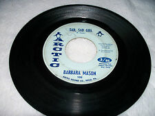 Barbara Mason Arctic 45 Sad Sad Girl b/w Come to Me VG+