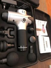 New open box EM003 Percssion 20 speed Massage Gun massage